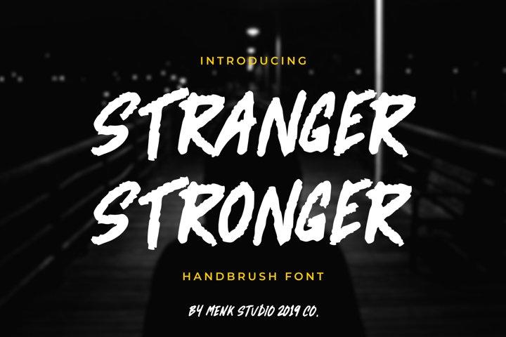 Stranger Stronger