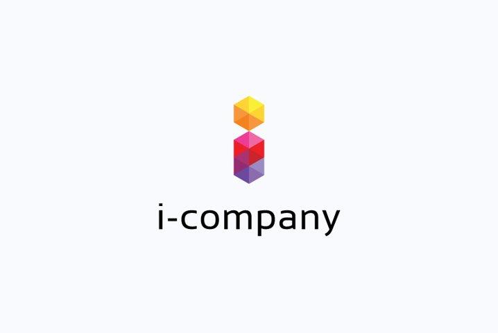 i-company logo