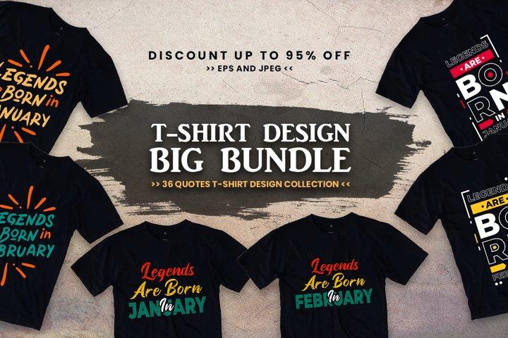 Quotes t shirt design big bundle