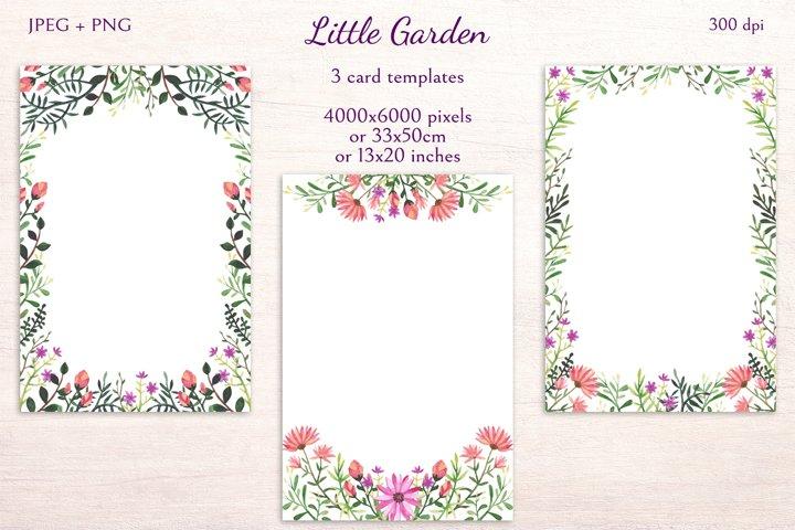 Little Garden example 4