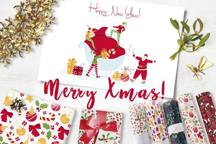 Christmas Mood - vector pack
