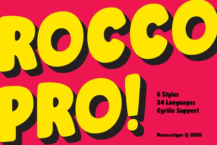 Rocco Pro Family