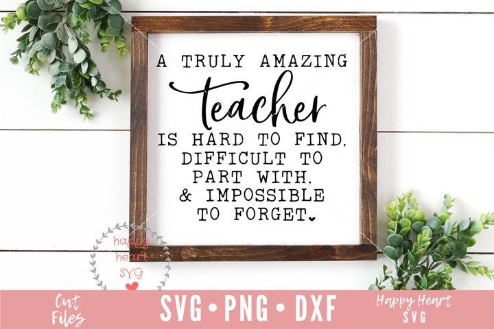 Teacher Quote SVG - Teacher Saying SVG - Teacher SVG