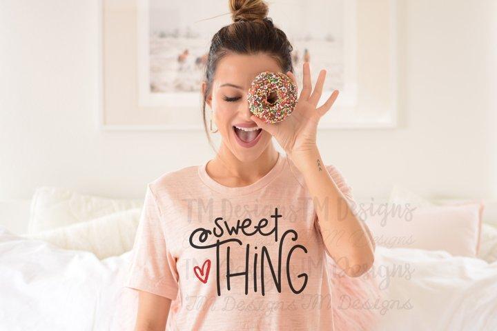 Sweet Thing SVG/Printable
