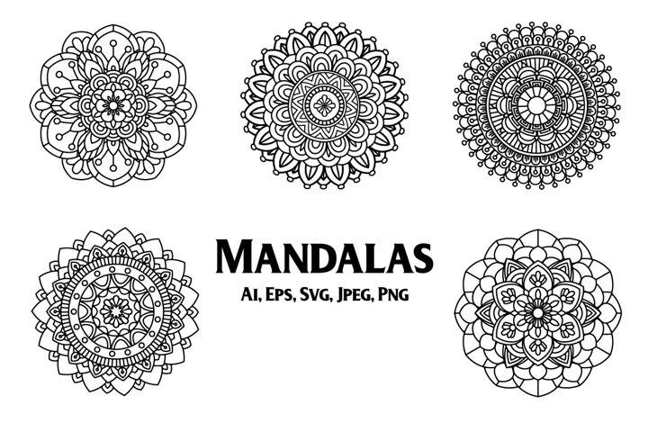 Download Free Svgs Download Mandalas Free Design Resources