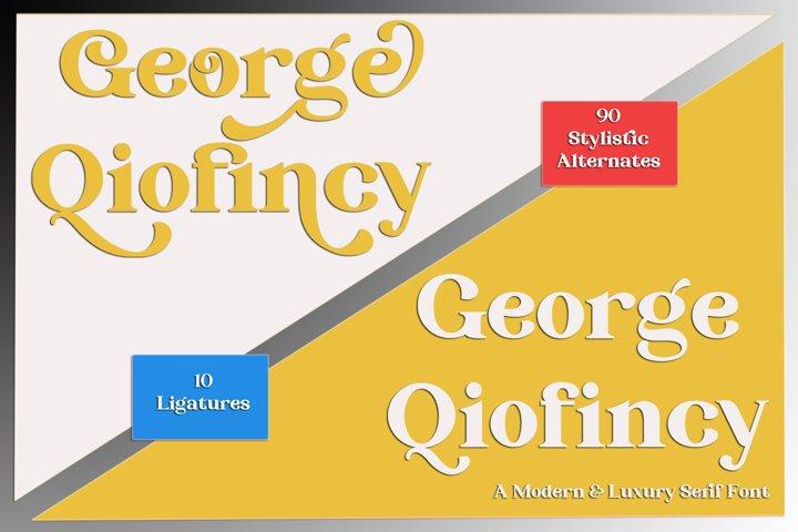 George Qiofincy