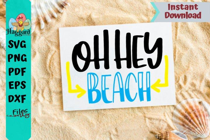 Oh Hey Beach