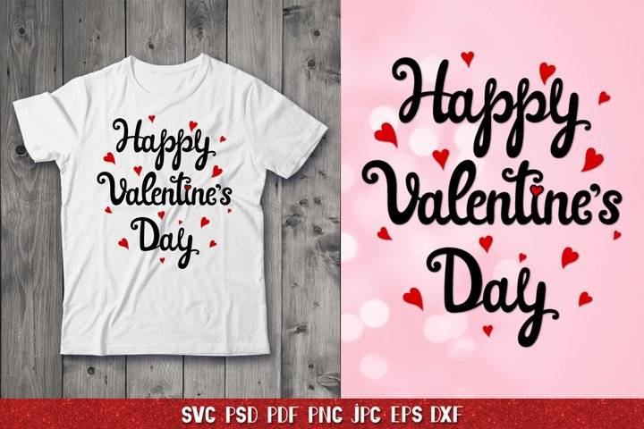 Happy Valentines Day SVG,Valentines Day Quotes SVG,Heart SVG