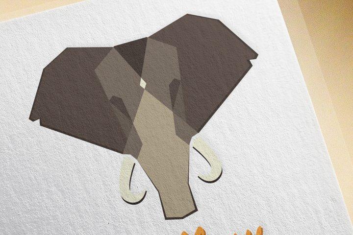 Elephant Professional Logo
