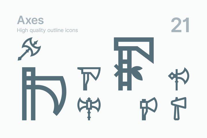 Axe Icons