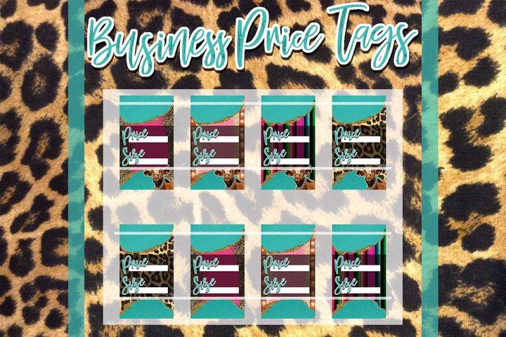 Funky Price Tag Business Bundle