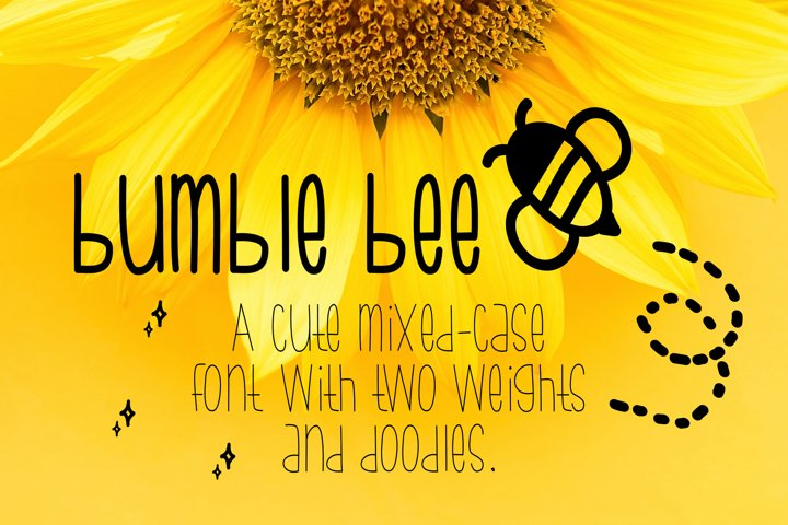 Bumble Bee example