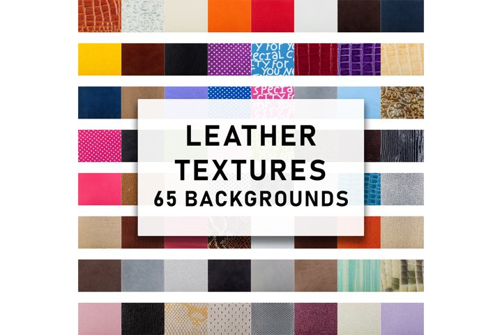 Leather Textures 65 backgrounds