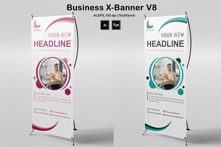 Business X-Banner V8