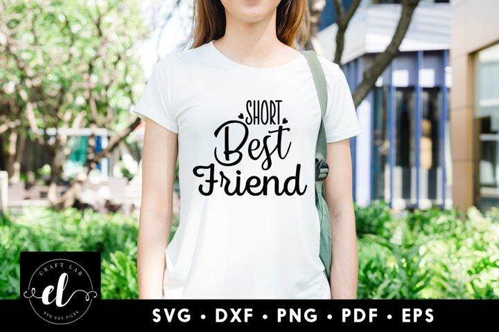 Best Friend SVG, Short Best Friend, Best Friend Quotes SVG