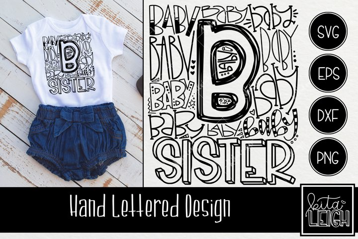 Baby Sister Typography