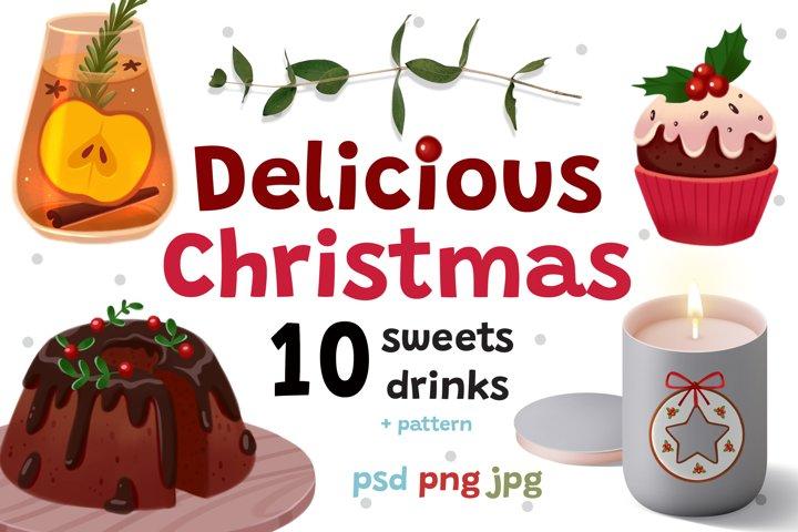 Delicious Christmas