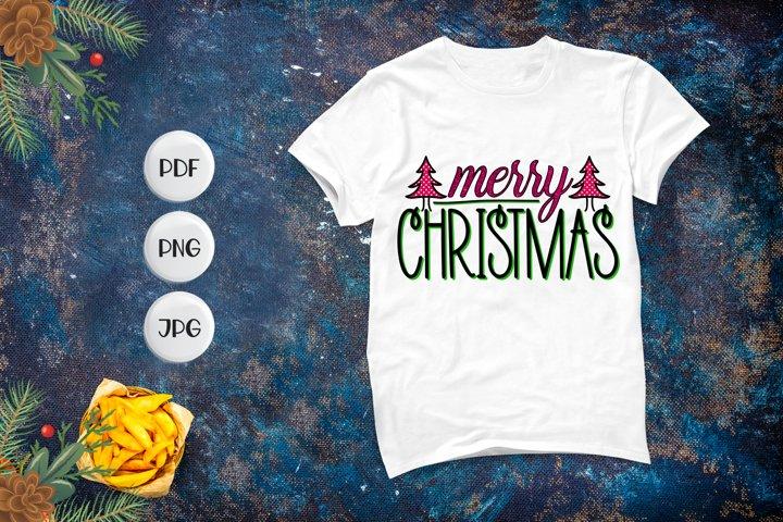 Merry Christmas, Christmas Sublimation, Christmas PNG