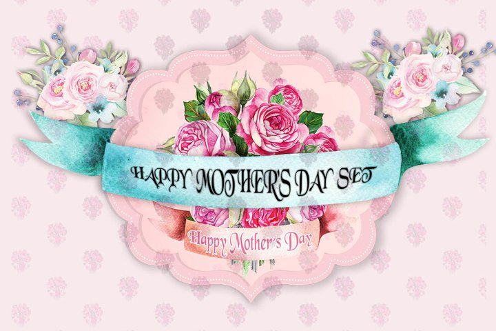 Mother`s Day Set