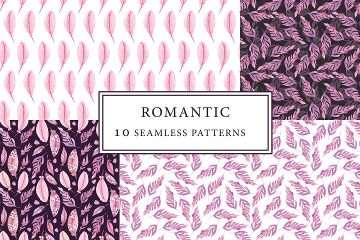Romantic patterns