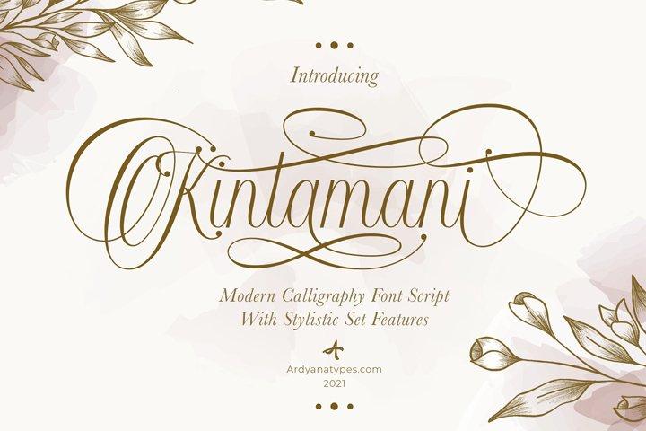 Kintamani Script