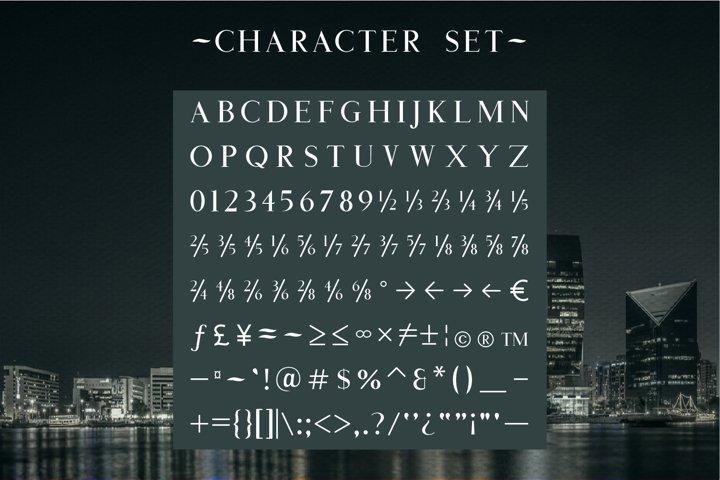 Benjamin Title - Free Font of The Week Design0