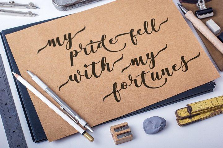 Antelope Script - Free Font of The Week Design0