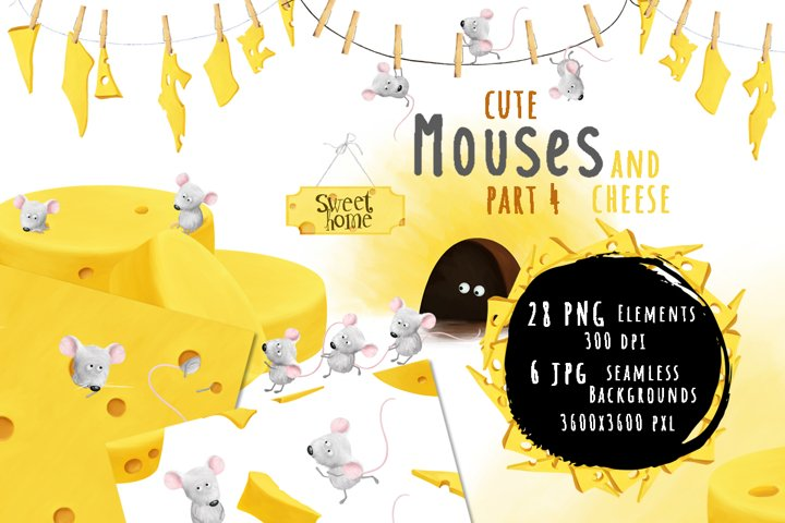 Mouses and cheese. PART 4 Sweet home