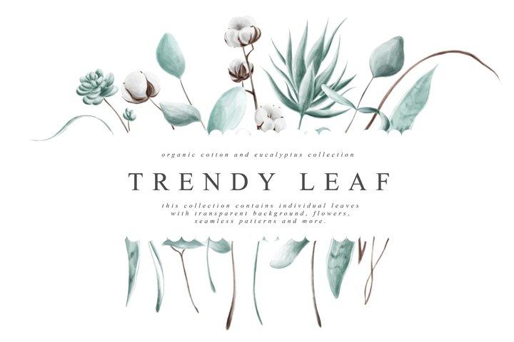 Trendy LEAF