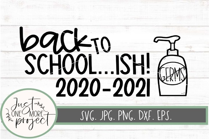 Back to School SVG, Online Learning SVG, Distance Learning