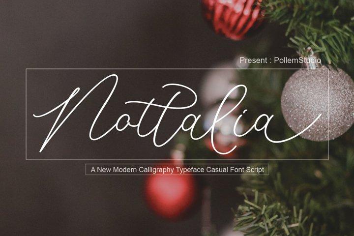 Nottalia I WEB FONT