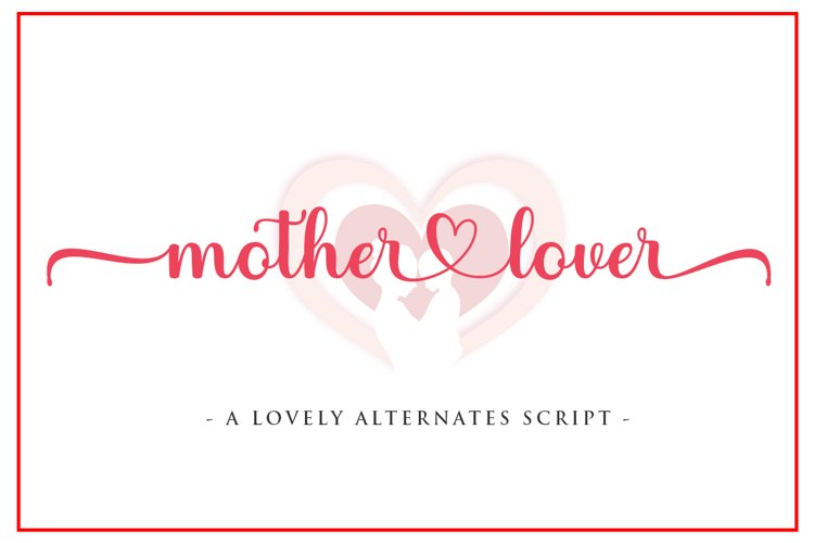 mother lover example image 1