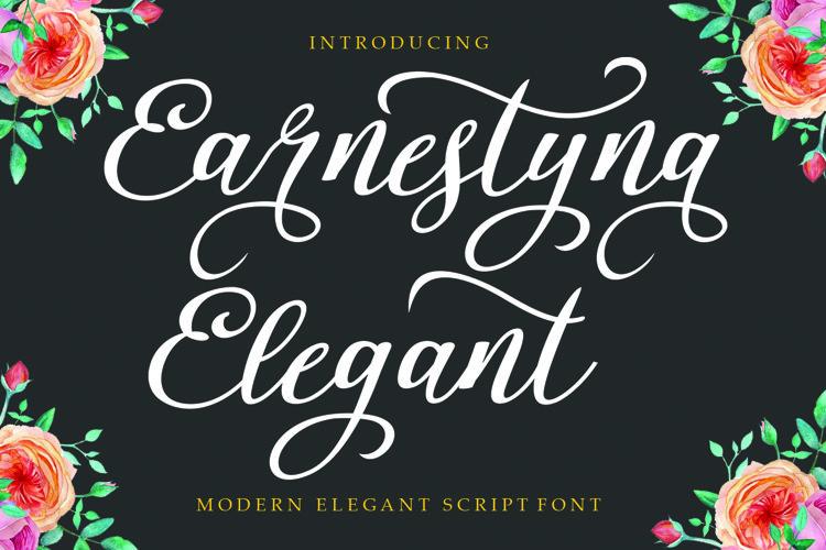 Earnestyna Elegant example image 1