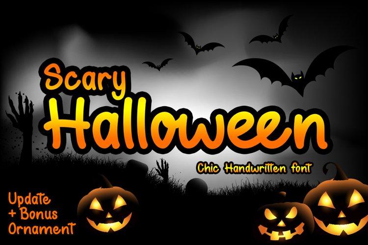 Scary Halloween example image 1