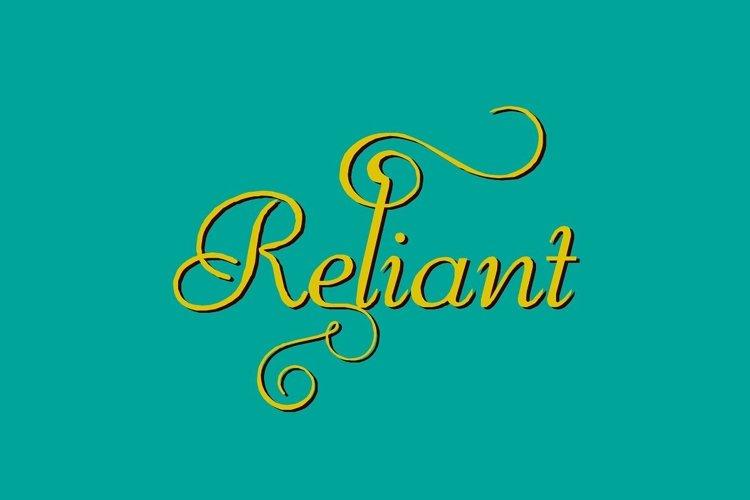 Reliant example image 1