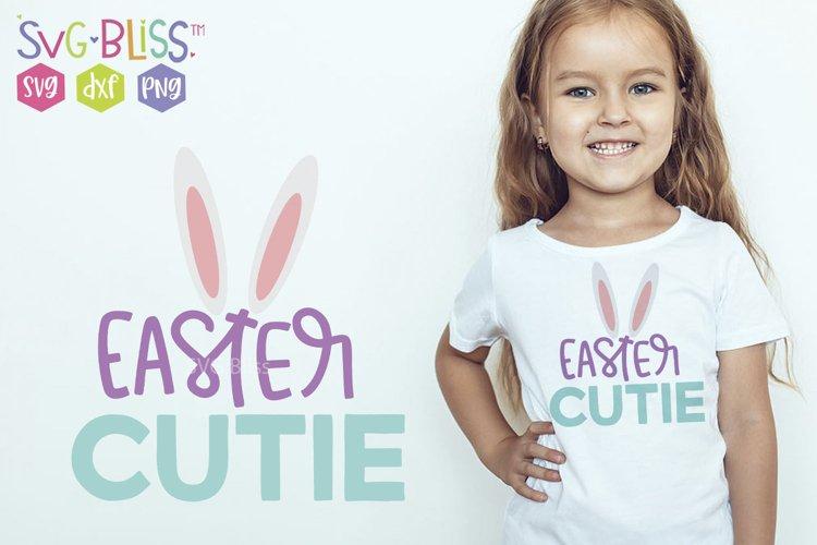 Easter Cutie SVG Cutting File