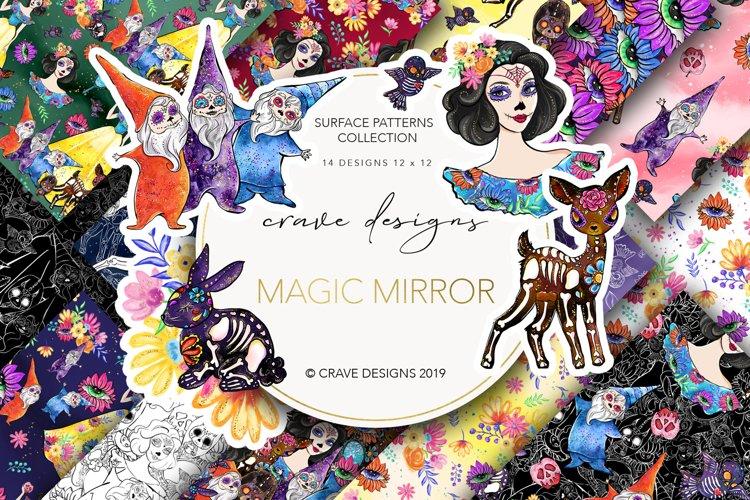 Magic Mirror Patterns