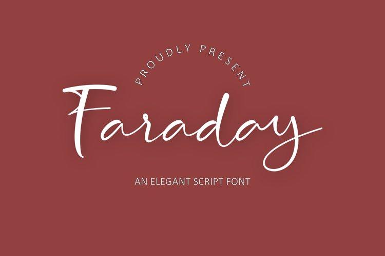 Faraday example image 1