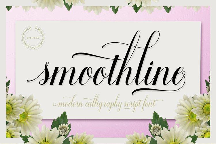 Smoothline Script example image 1