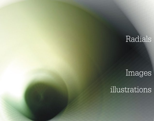 Radials example image 1