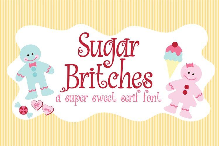 PN Sugar Britches example image 1