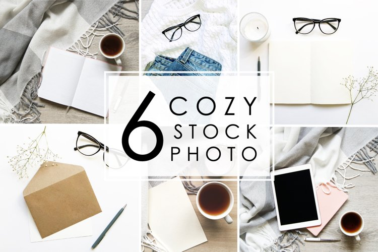 6 Cozy Stock Photos Pack example image 1