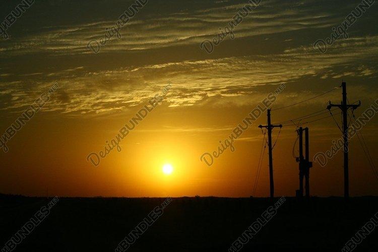 Stock Photo - Sunset example image 1