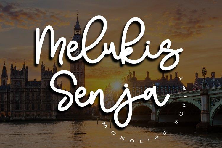 Melukis Senja example image 1