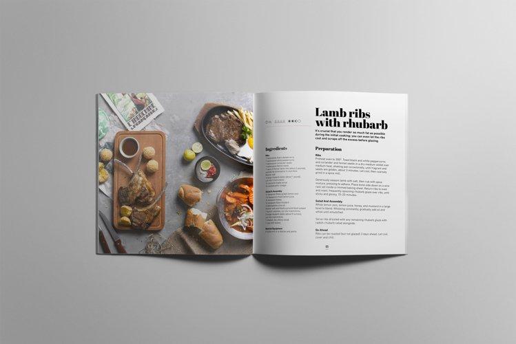 Cookbook - Kitchen Stories example image 1