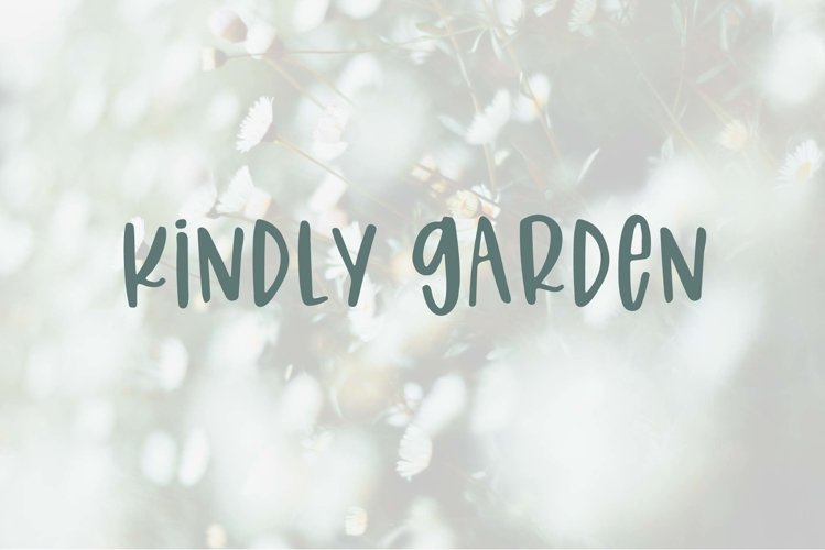 Kindly Garden example image 1