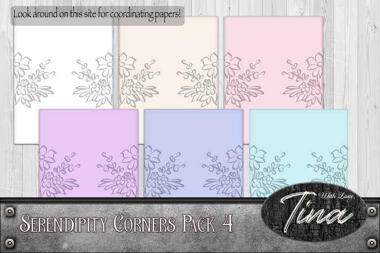 Floral Scrollwork Ironwork Scrolls Cards Wedding 092918IF4 example image 1