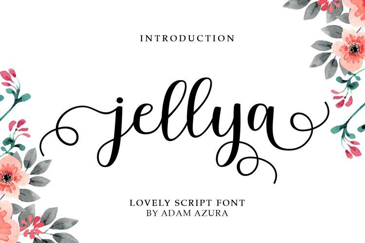 Jellya Script example image 1