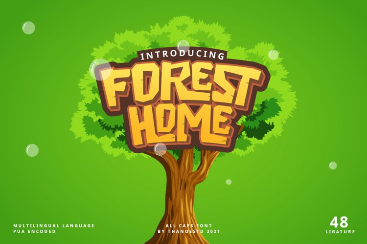 Forest Home example image 1