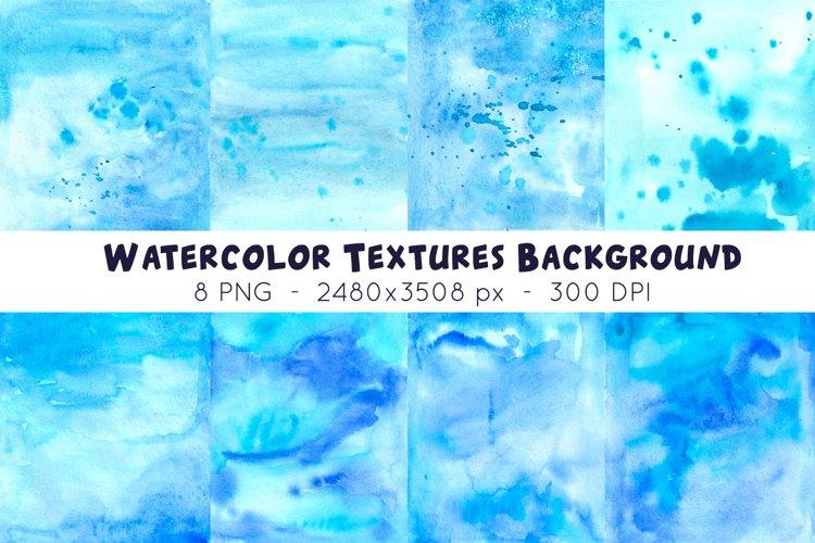 Digital Paper Sublimation Watercolor Background